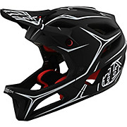 Troy Lee Designs Stage Mips Helmet Pinstripe SS20