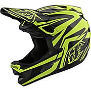 Troy Lee Designs D4 Carbon Slash Helmet SS20