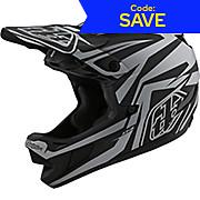 Troy Lee Designs D4 Composite Slash Helmet SS20