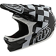 Troy Lee Designs D3 Fiberlite Raceshop Helmet SS20
