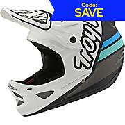 Troy Lee Designs D3 Fiberlite Silhouette Helmet SS20