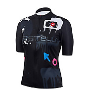 Castelli Womens Graffiti Jersey Limited Ed 2020