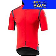 Castelli Gabba ROS Jersey RED Edition