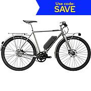 Creme Ristretto On+ Doppio City E-Bike 2020