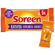 Soreen Lunchbox Loaves 5 x 30g