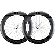 Reynolds Aero 80 Black Label Disc Road Wheelset