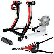 Elite Qubo Fluid Turbo Trainer Bundle