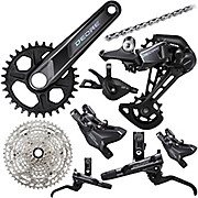 Shimano M6100 Deore 12Sp MTB Groupset