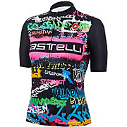 Castelli Womens Graffiti Colour Jersey Ltd Ed 2020