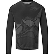 dhb MTB Long Sleeve Trail Jersey - Line AW20