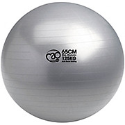 Fitness-Mad Swiss Ball & Pump 65cm Silver