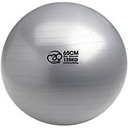 Fitness-Mad Swiss Ball & Pump 65cm Silver