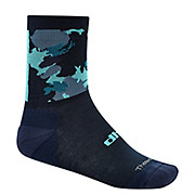 dhb Blok Thermal Sock 18cm - Strokes AW20