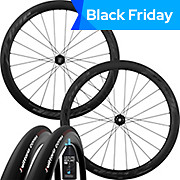 Prime RR-50 V3 Disc Wheelset - Tubeless Bundle