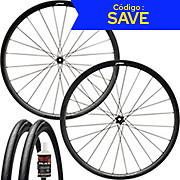 Prime Attaquer Disc Wheelset - Tubeless Bundle