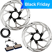 Prime Shimano Road Disc Brake Bundle