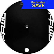 Fast Forward Disc 1k Tubular Track Rear Wheel