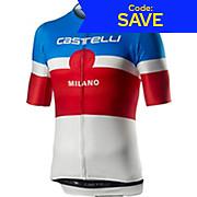 Castelli Milano Short Sleeve Jersey SS20