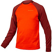 Endura Singletrack Fleece MTB Jersey