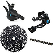 Box Three Prime 9 Speed X-Wide Groupset
