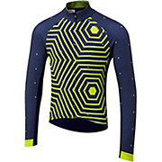 Altura Icon Long Sleeve Jersey - Hex-Repeat AW20