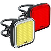 Knog Blinder Square Front & Rear Light Set