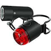 Knog Plug Front & Rear Light Set