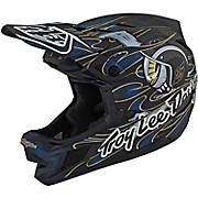 Troy Lee Designs D4 Eyeball Carbon Helmet 2020