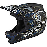 Troy Lee Designs D4 Eyeball Carbon Helmet 2020