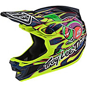 Troy Lee Designs D4 Eyeball Composite Helmet 2020