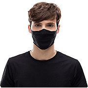 Buff Filter Mask Solid Black SS20