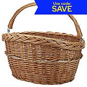 Rixen Kaul Wicker Front Basket