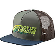 Troy Lee Designs Velo Snapback Hat 2020