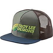 Troy Lee Designs Velo Snapback Hat 2020