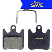 Sixpack Racing Hope Organic MTB Disc Brake Pads
