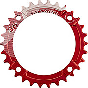 Sixpack Racing K-Ring Narrow-Wide Chainring