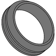Sixpack Racing Menace Comp Pedal V-Ring Seal