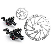 Clarks CMD-23 Mechanical Disc Brake + Rotor