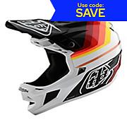 Troy Lee Designs D4 Mirage Carbon Helmet MIPS AW20