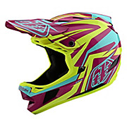 Troy Lee Designs D4 Composite Slash Helmet MIPS AW20