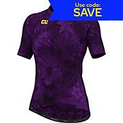 Alé Womens Prime SS Floral Ltd Edt Jersey 2020