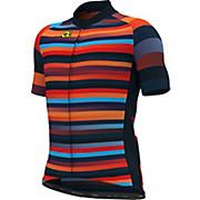 Alé Prime SS Striped Limted Edition Jersey 2020