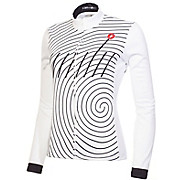 Castelli Womens Ventata Thermal LS Jersey Ltd Ed AW20