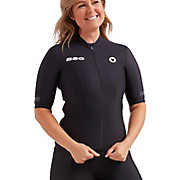 Black Sheep Cycling Womens Elements Thermal Jersey