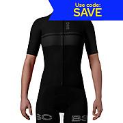 Black Sheep Cycling Womens Dot Jersey Black