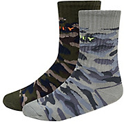 Oakley Camo Socks 2 Pack AW19