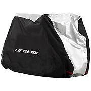 LifeLine Waterproof Double Bike Cover