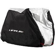 LifeLine Waterproof Double Bike Cover