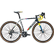 Cinelli Zydeco Full Colour GRX 2x10 Gravel Bike 2021