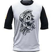 Leatt 3.0 80s Skull MTB Jersey 2021